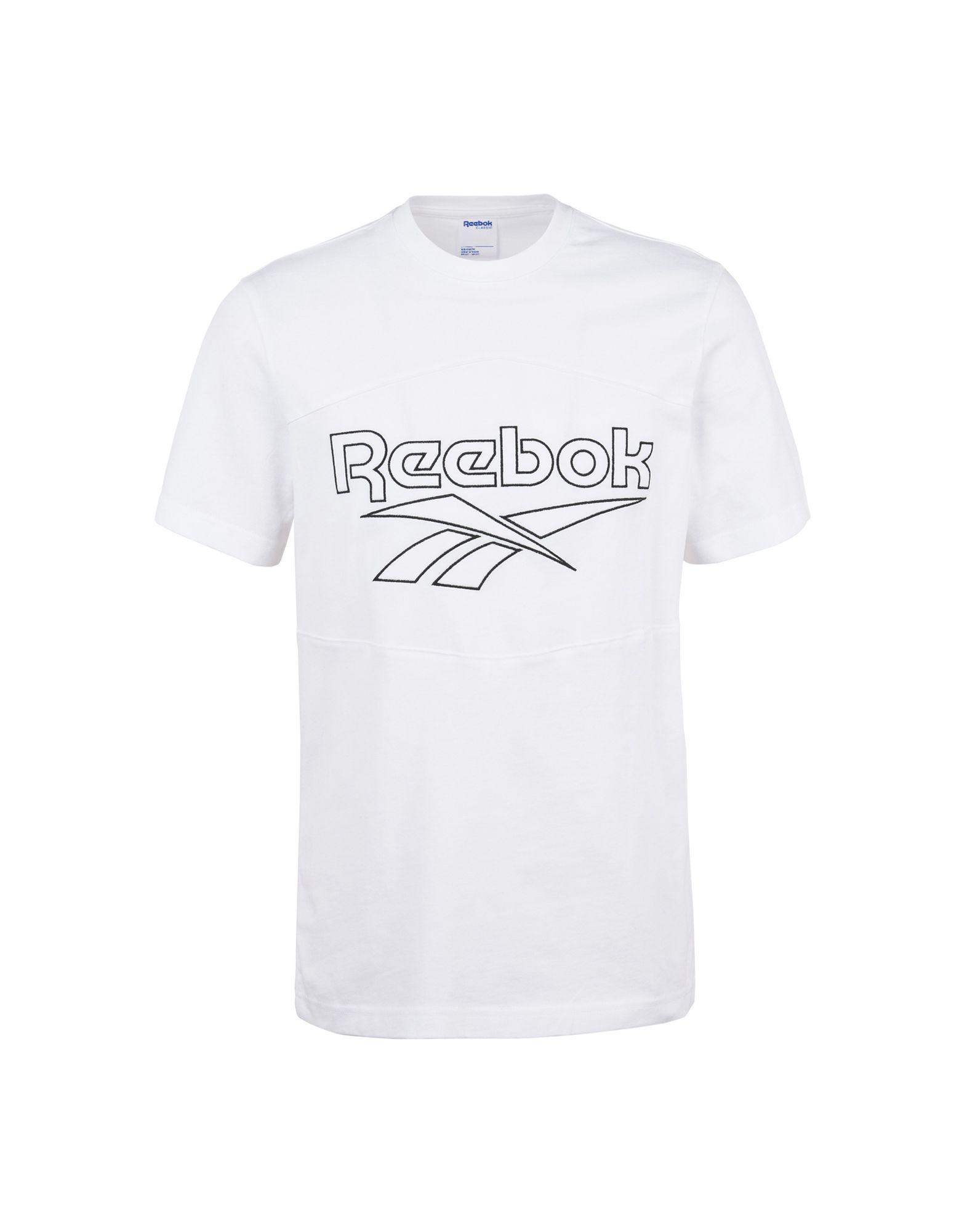 REEBOK Футболка футболка reebok футболка компрессионная rcf ss compression wilblu