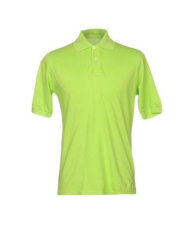 FEDELI メンズ ポロシャツ ライトグリーン 50 コットン 100%