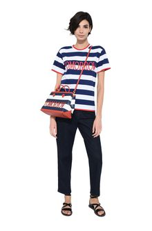 ALBERTA FERRETTI Tomorrow T-shirt TOPWEAR Woman f