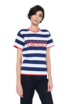 ALBERTA FERRETTI Tomorrow T-shirt TOPWEAR Woman r