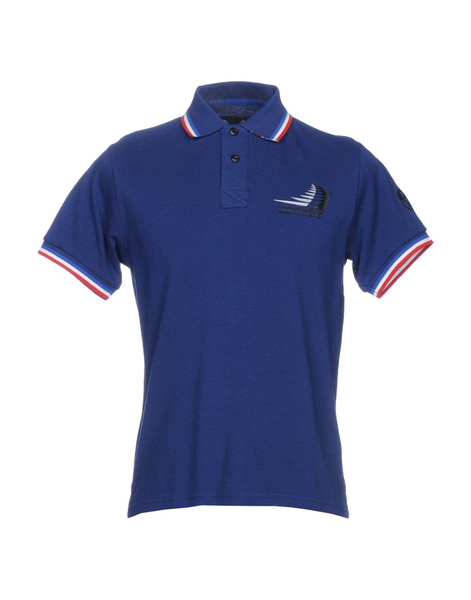 NORTH SAILS Polo Shirt in Dark Blue