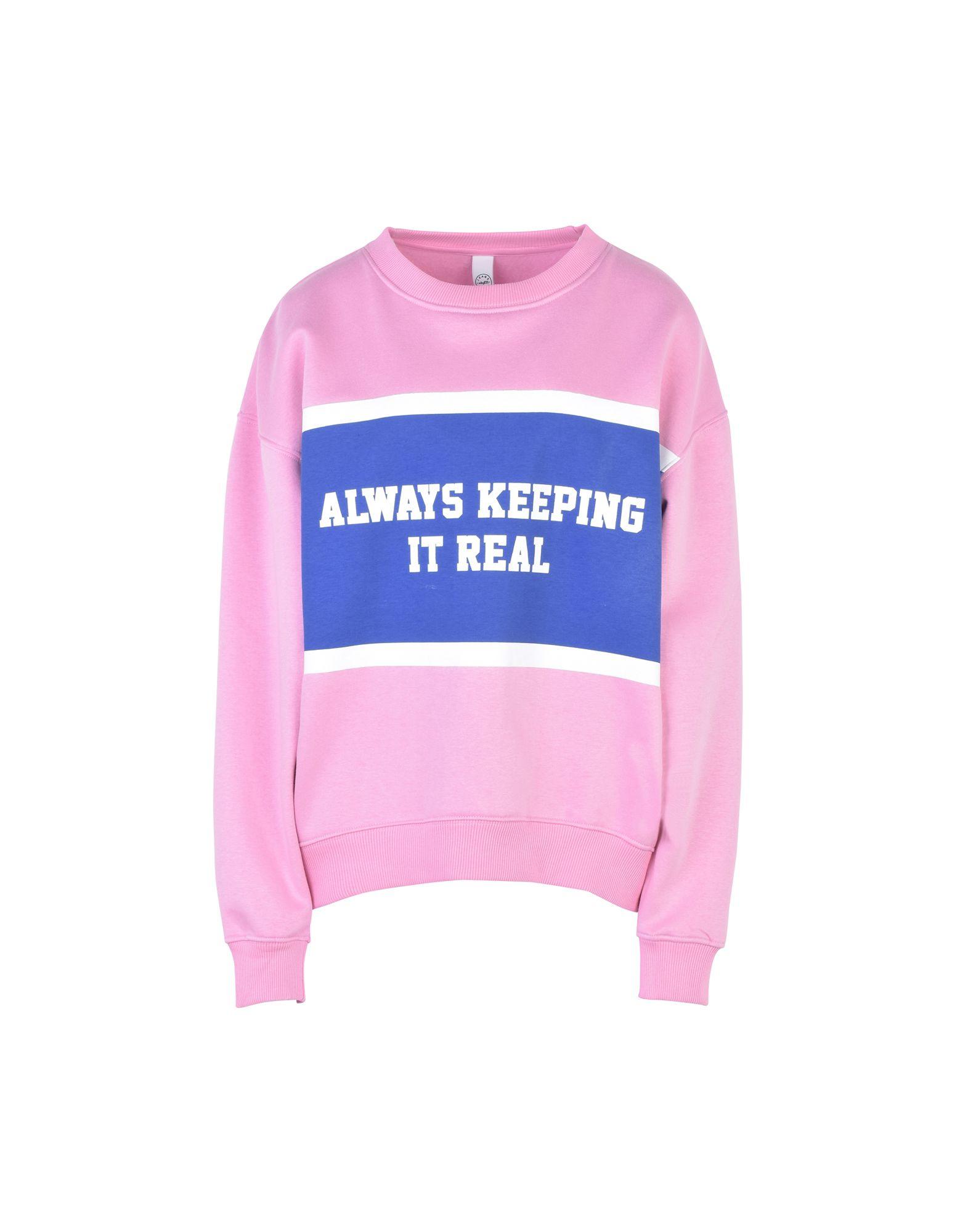 MBYM Sweatshirt in Pink