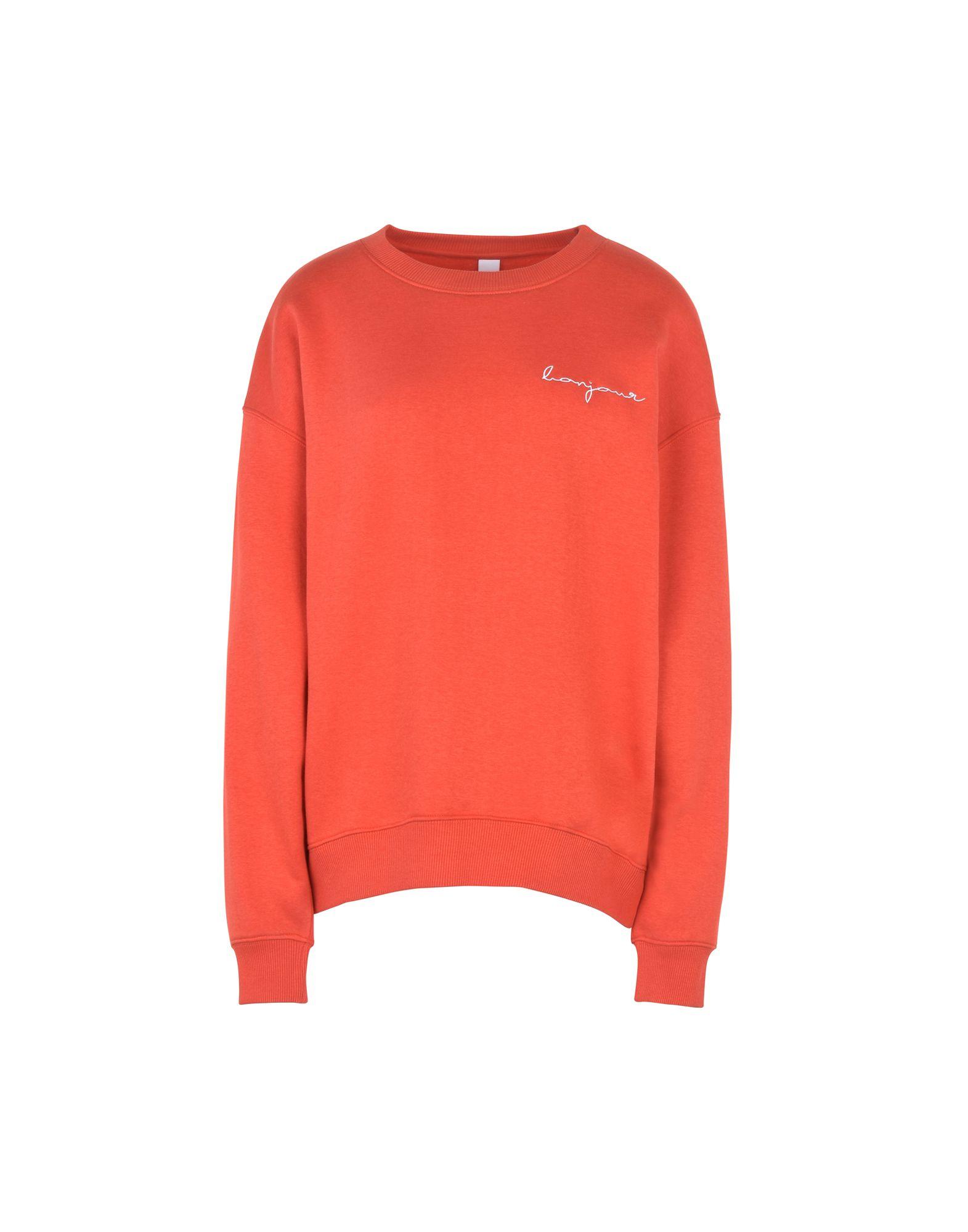 MBYM Sweatshirt in Red