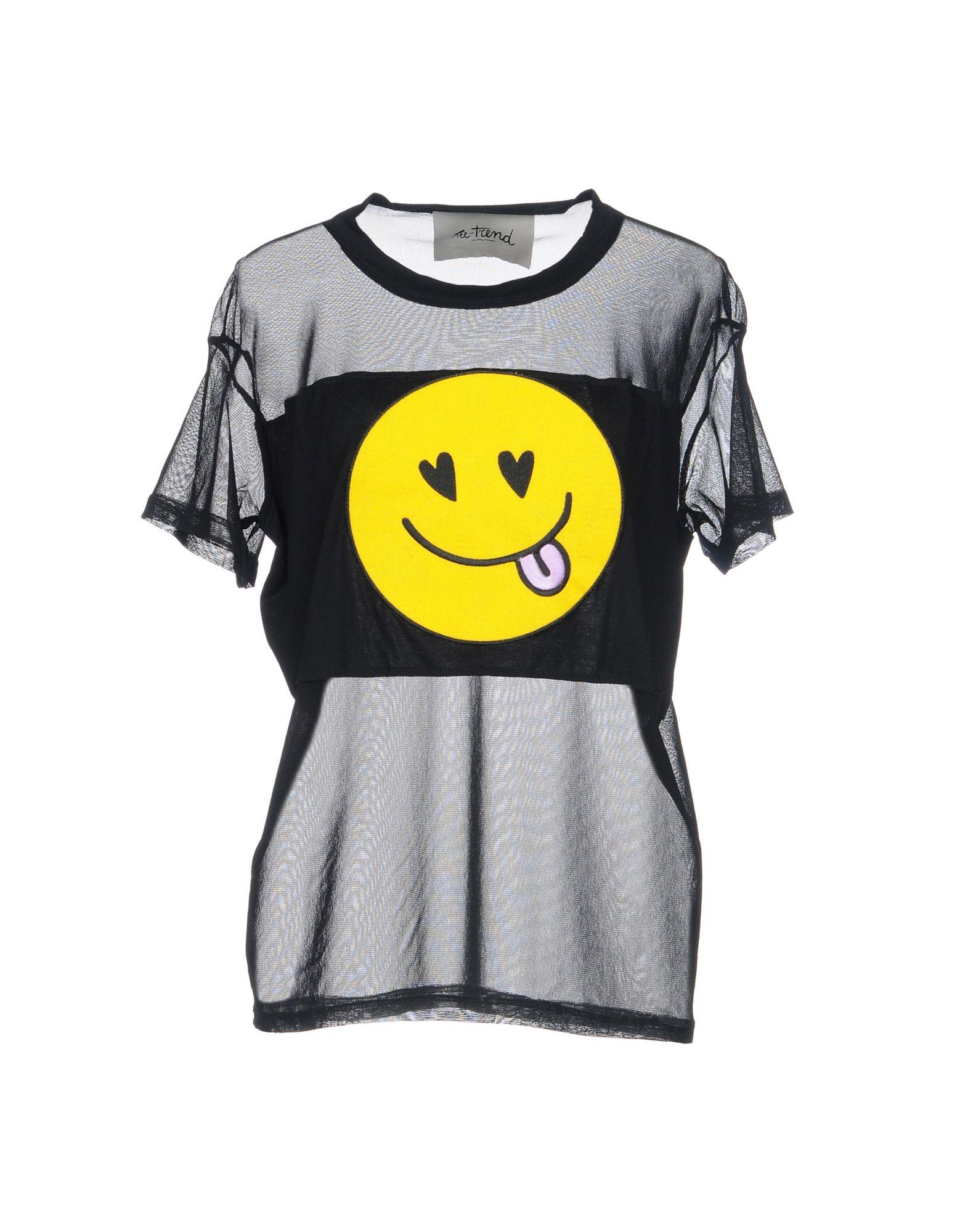 TEE-TREND Футболка футболка puma футболка style trend tee