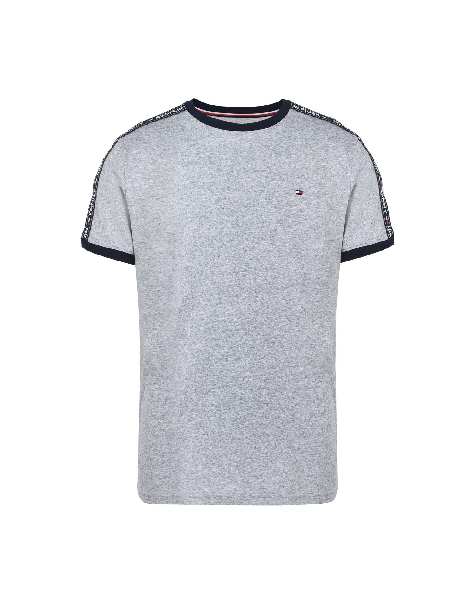TOMMY HILFIGER Футболка футболка tommy hilfiger ww0ww19837 903 peacoat classic white