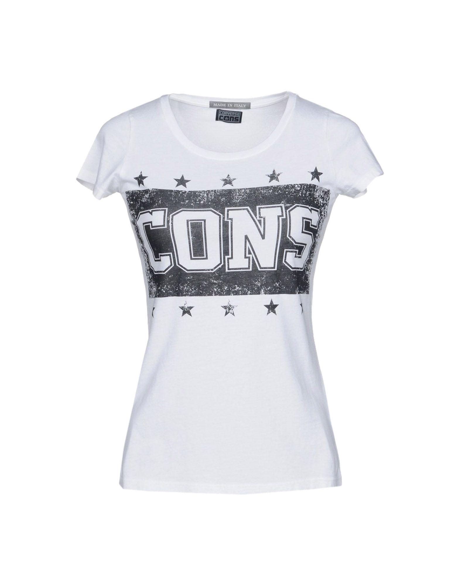 CONVERSE CONS Футболка футболка converse converse co011egxfz96