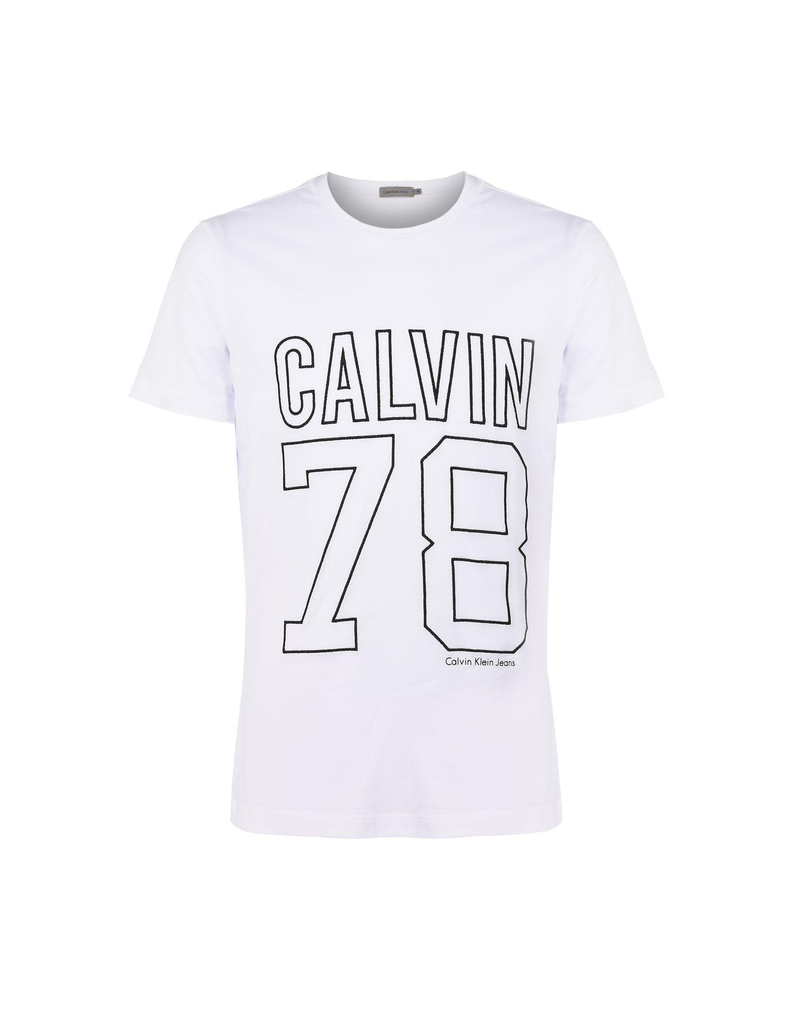 CALVIN KLEIN JEANS Футболка кошелек calvin klein jeans calvin klein jeans ca939bwapqt1