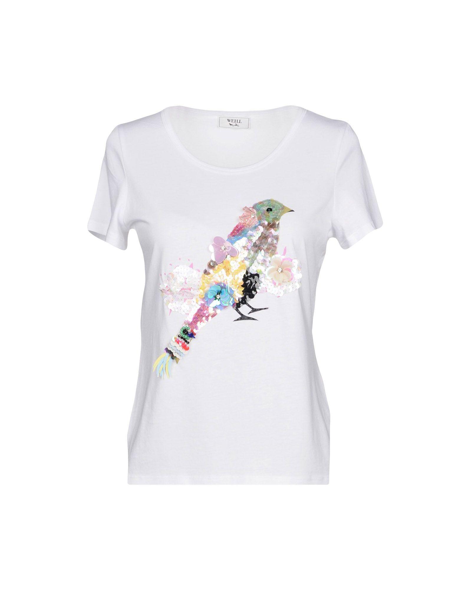 WEILL T-Shirt in White