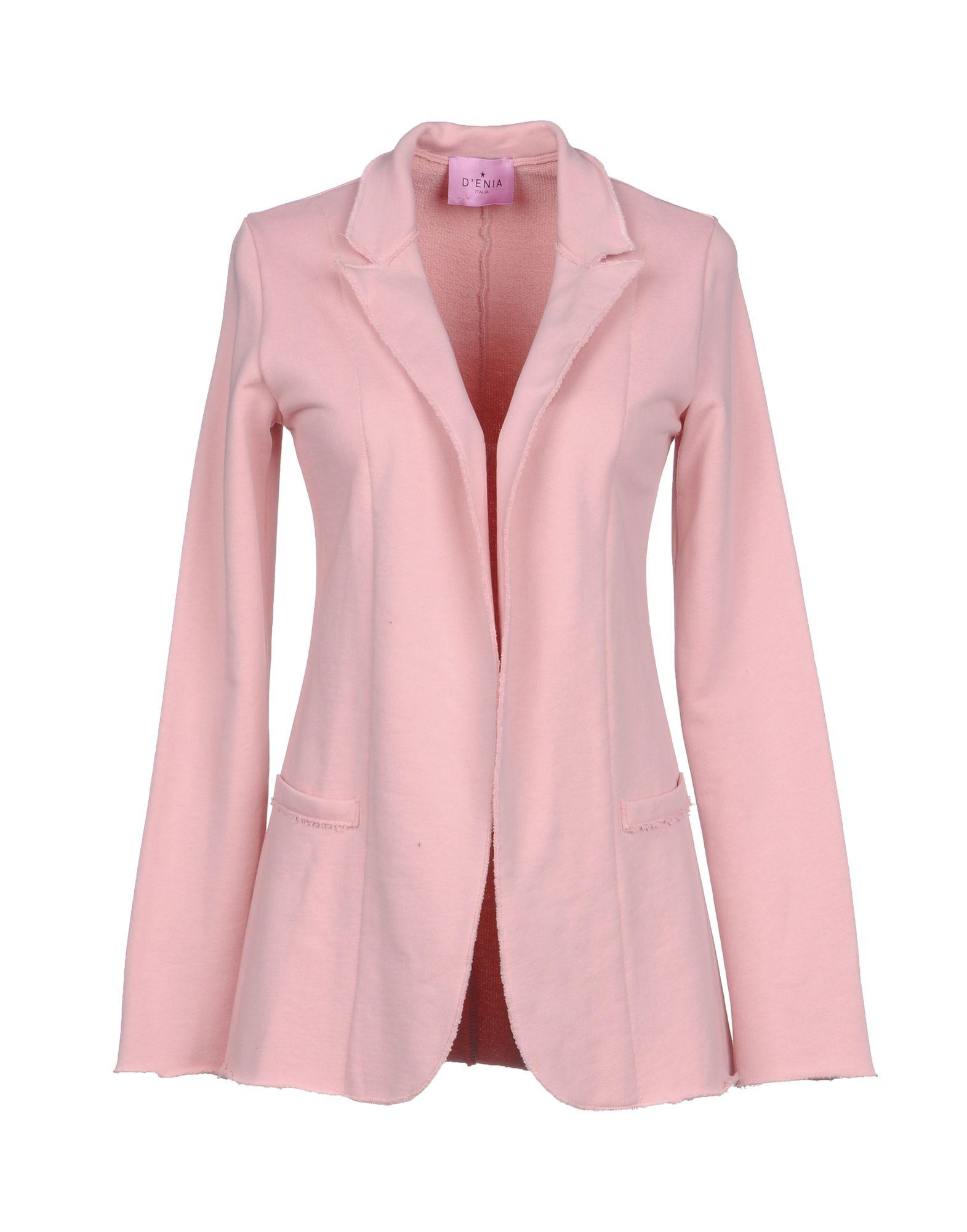 D'ENIA Blazer in Pink