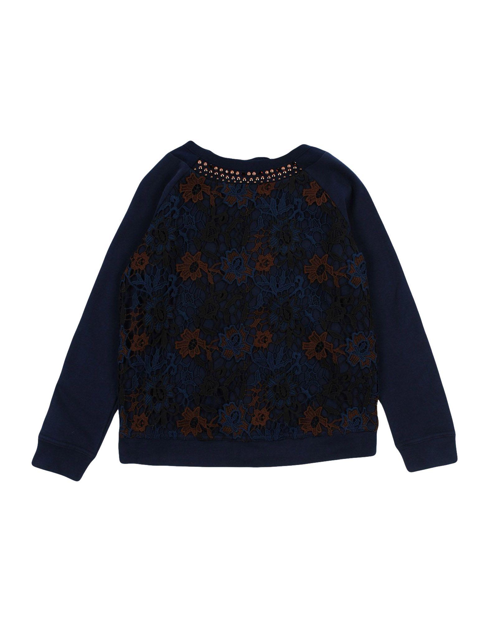 PARROT Sweatshirt in Dark Blue