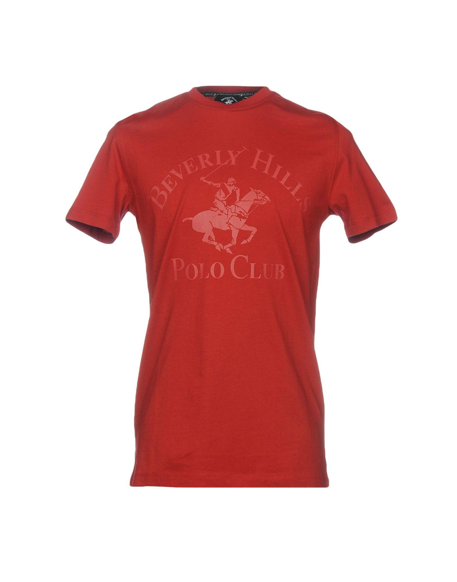 BEVERLY HILLS POLO CLUB Футболка сумка beverly hills polo club beverly hills polo club be079bwxqq73