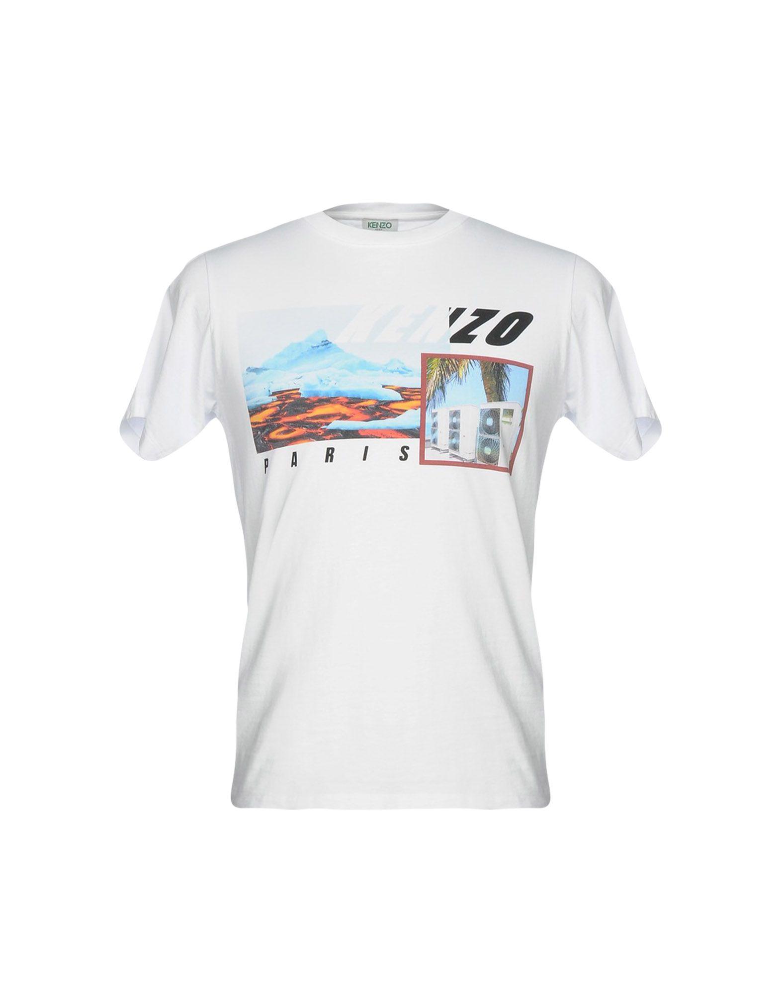 KENZO Футболка футболка kenzo kenzo ke228egajsi3