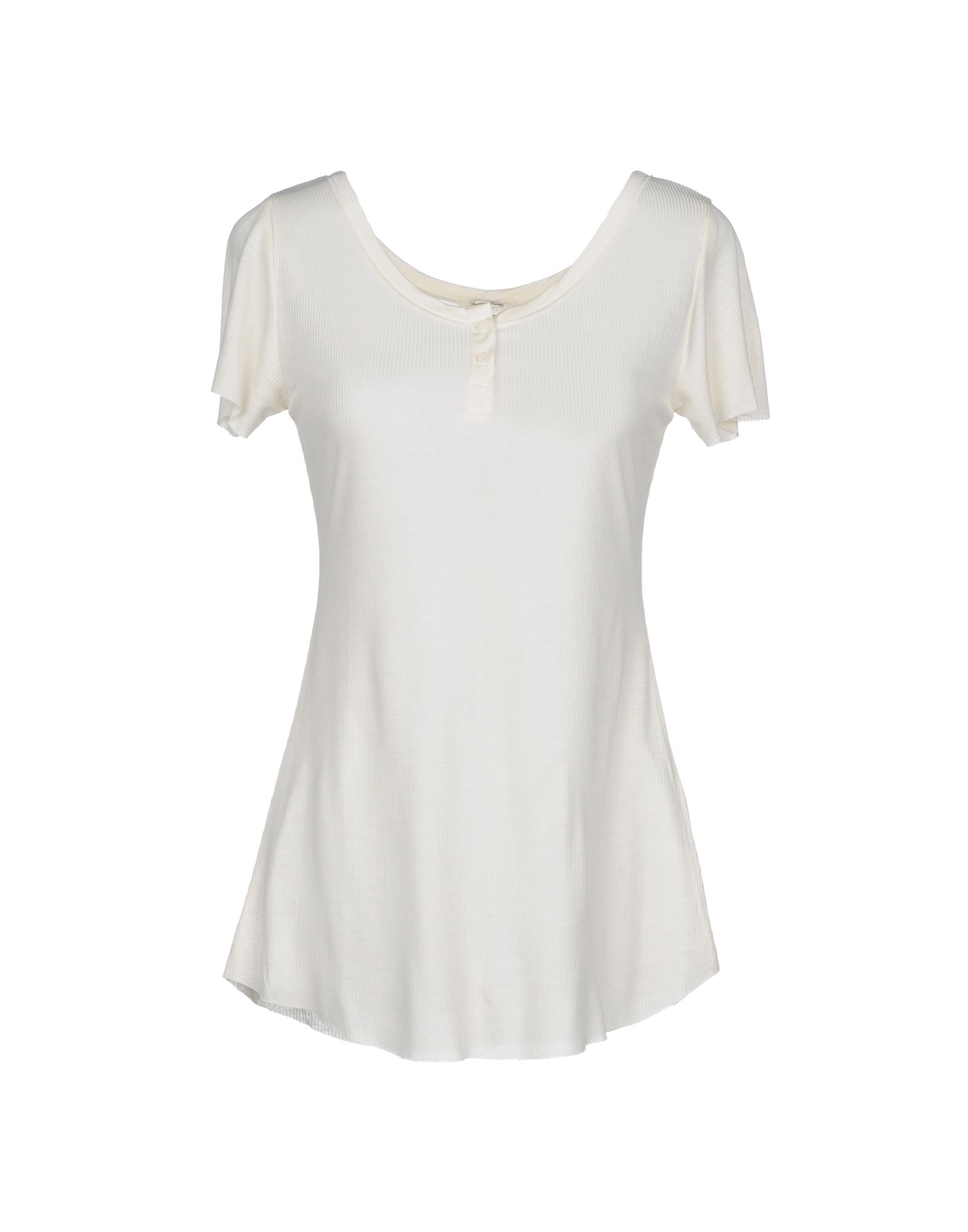 AMERICAN VINTAGE T-Shirt in Ivory