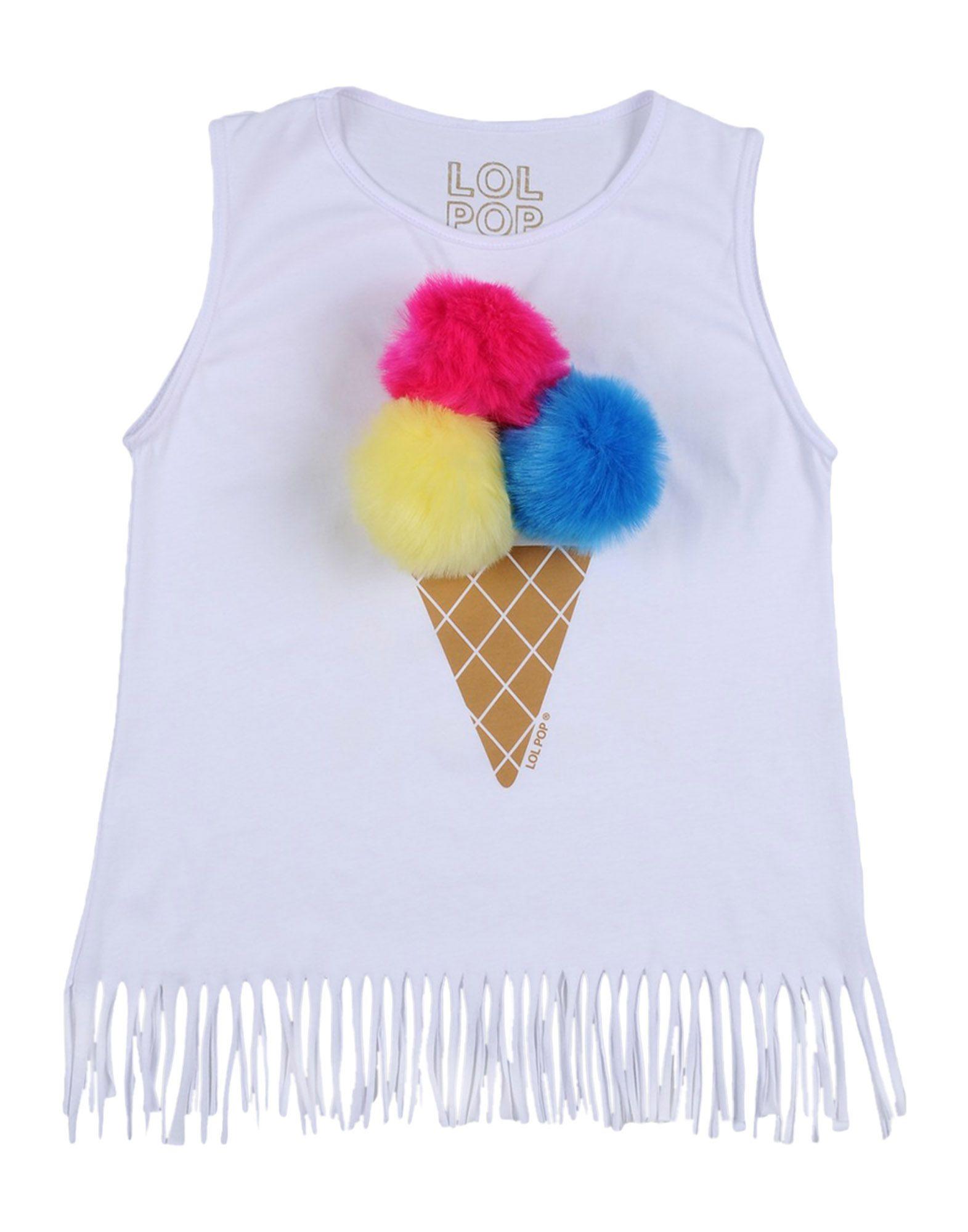 LOL POP Футболка женская футболка lol slim fit t lol 3038241