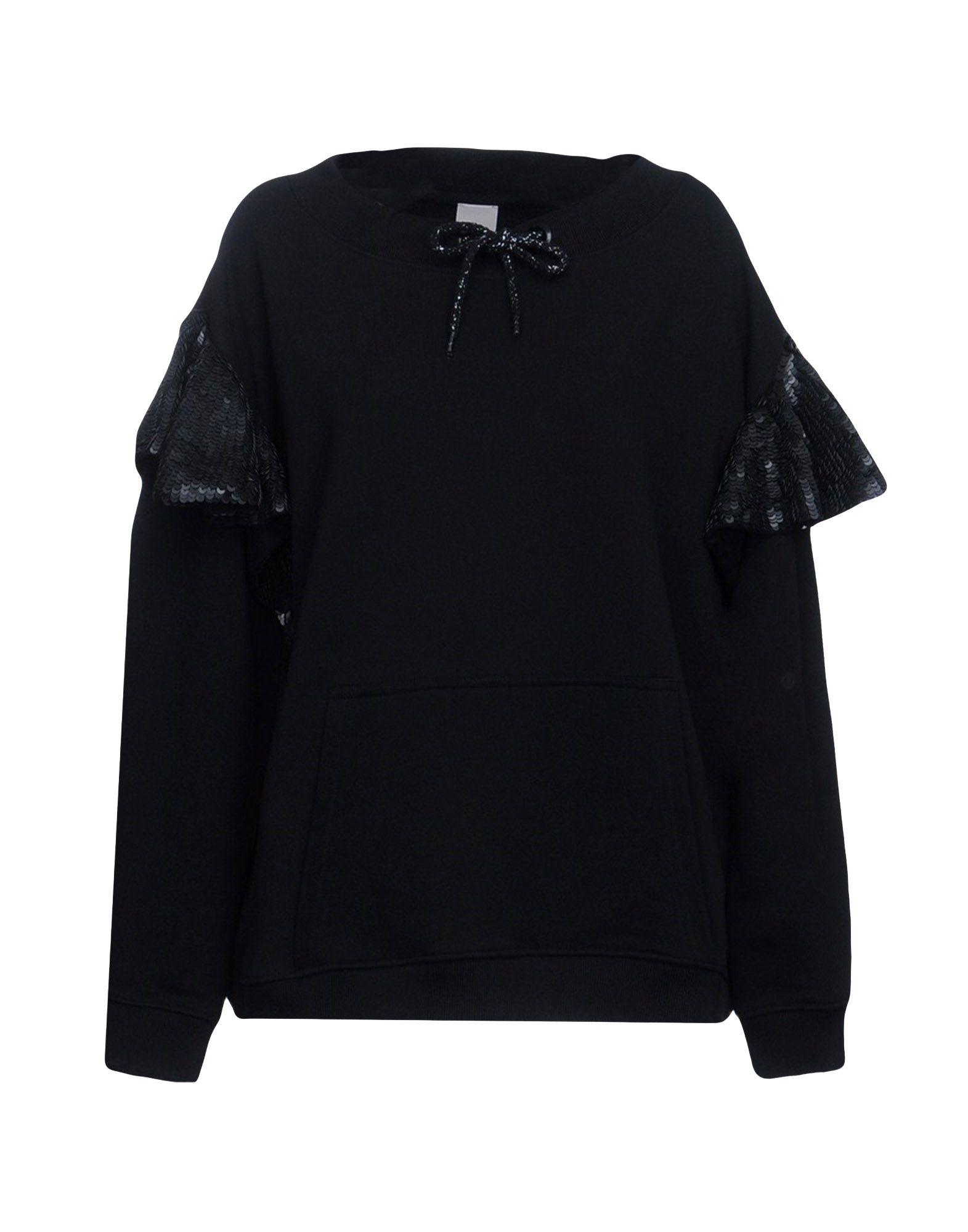 PINKO Damen Sweatshirt5 schwarz