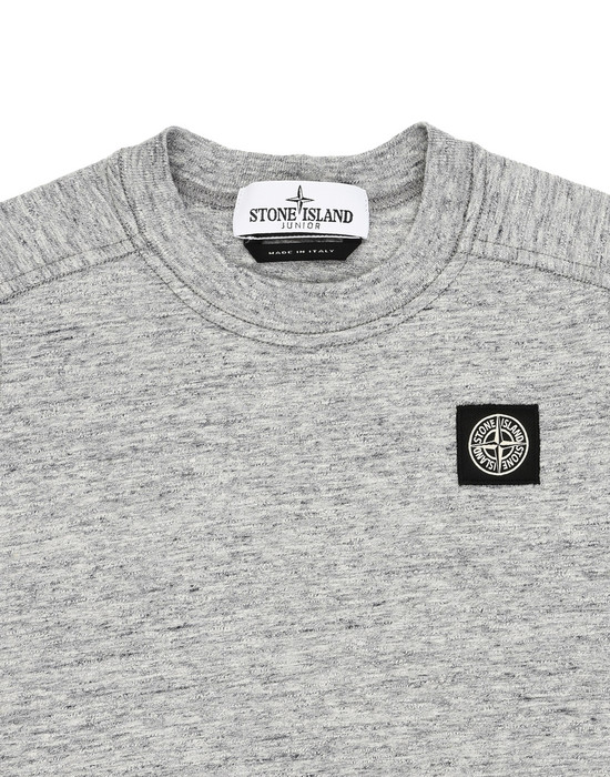 12163729nt - Polo - T-Shirts STONE ISLAND JUNIOR