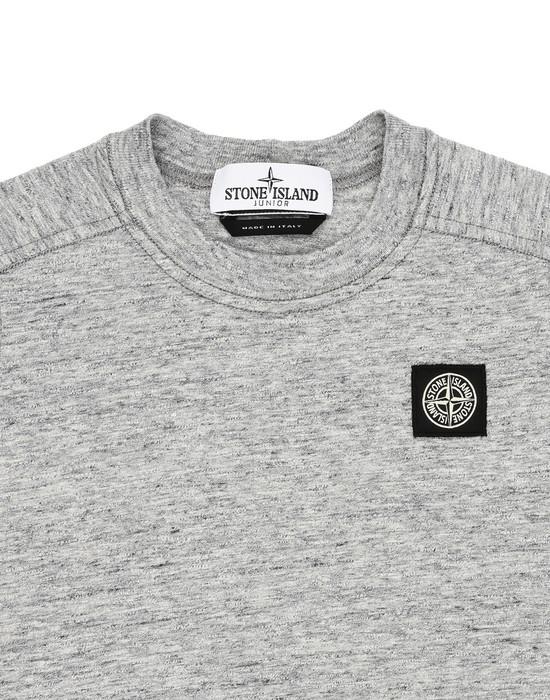 12163736od - Polos - T-Shirts STONE ISLAND JUNIOR