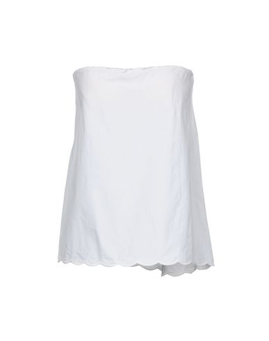 ADAM LIPPES TOPWEAR Tube tops Women