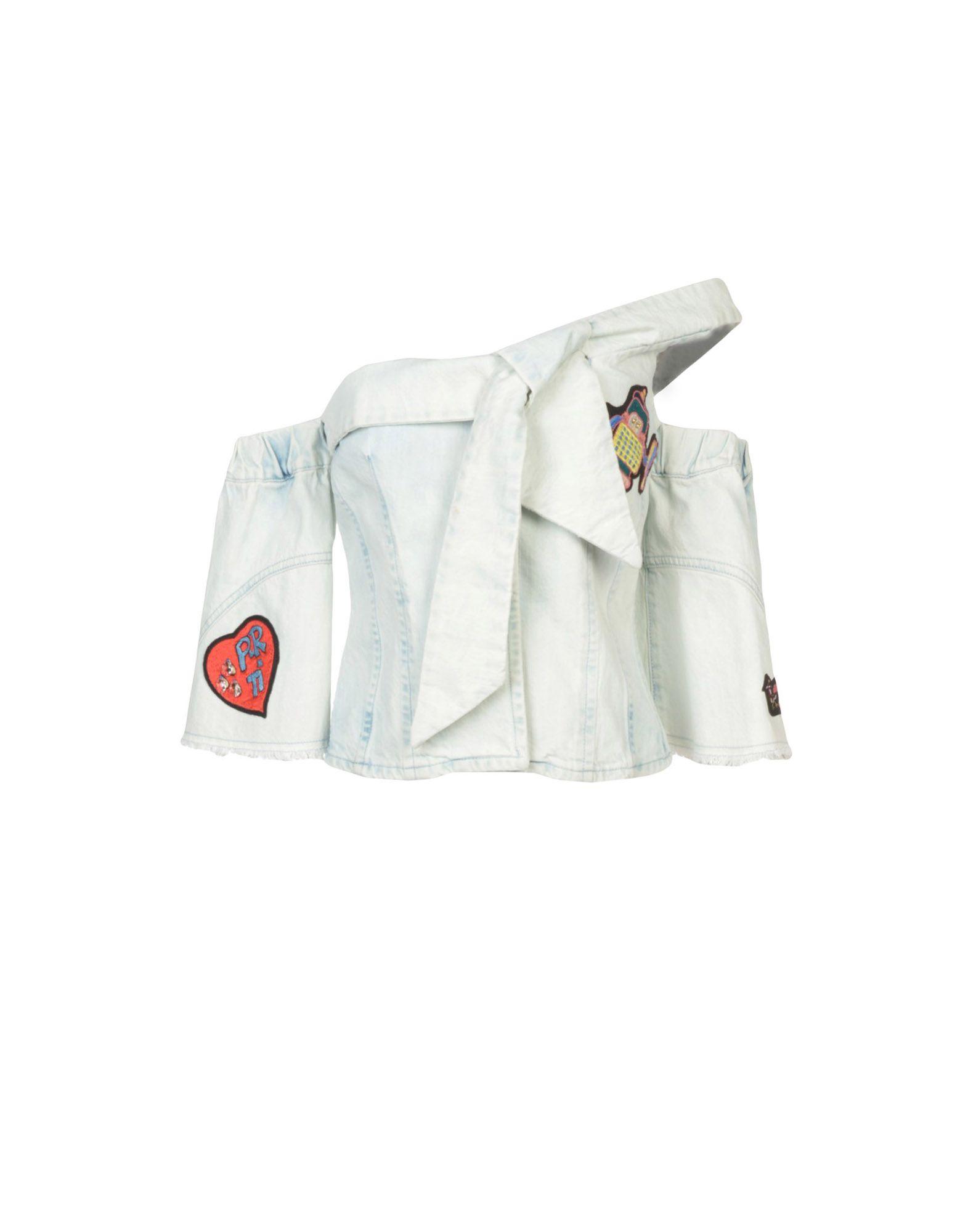 Фото - PETER PILOTTO Джинсовая рубашка peter hadley sport футболка