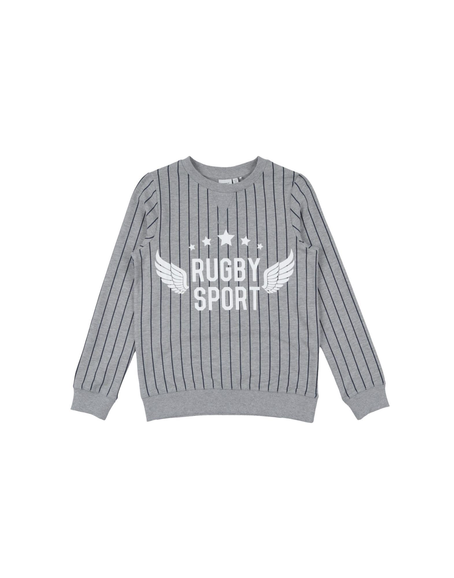 NAME IT® Jungen 9-16 jahre Sweatshirt5 grau