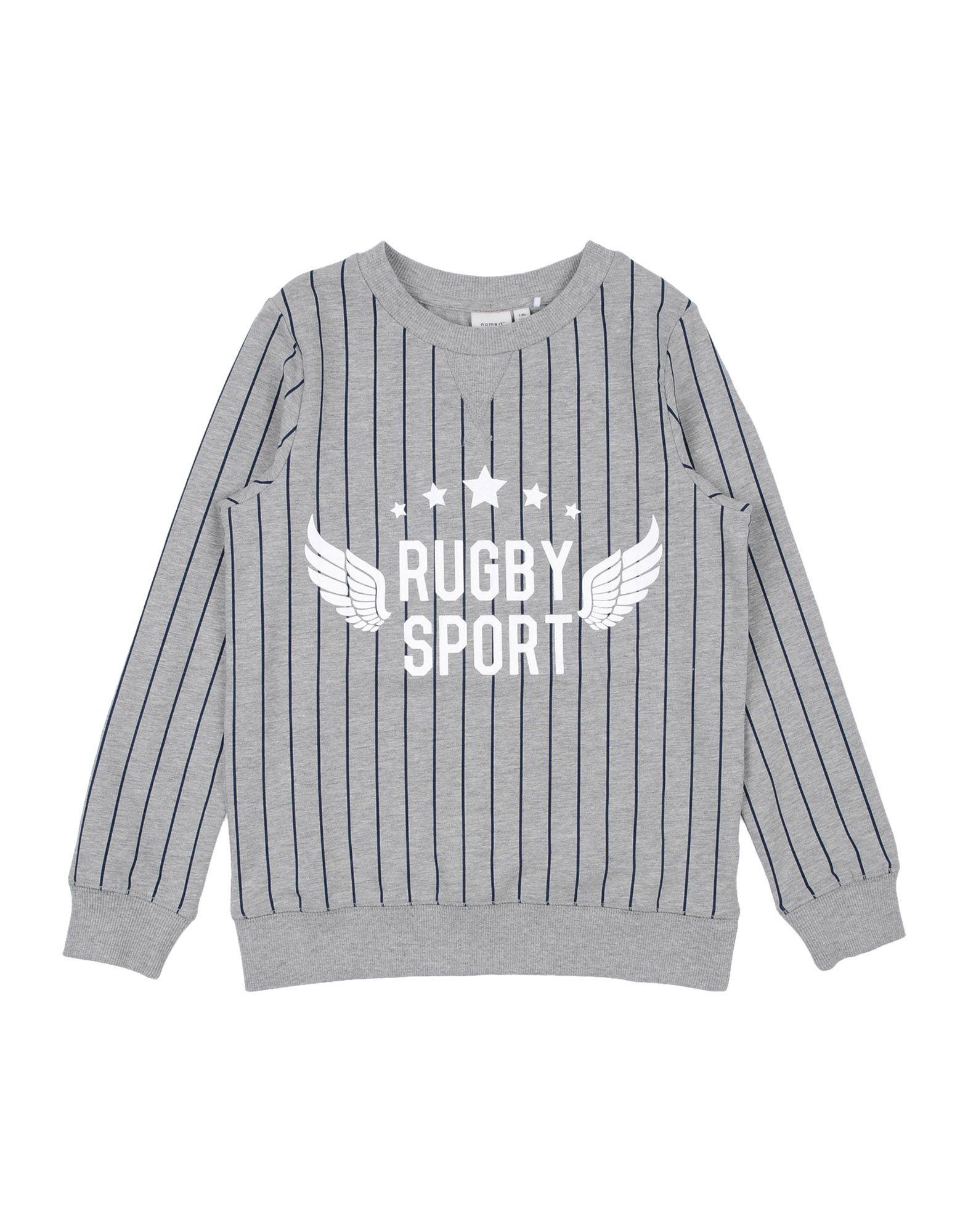 NAME IT® Jungen 3-8 jahre Sweatshirt5 grau