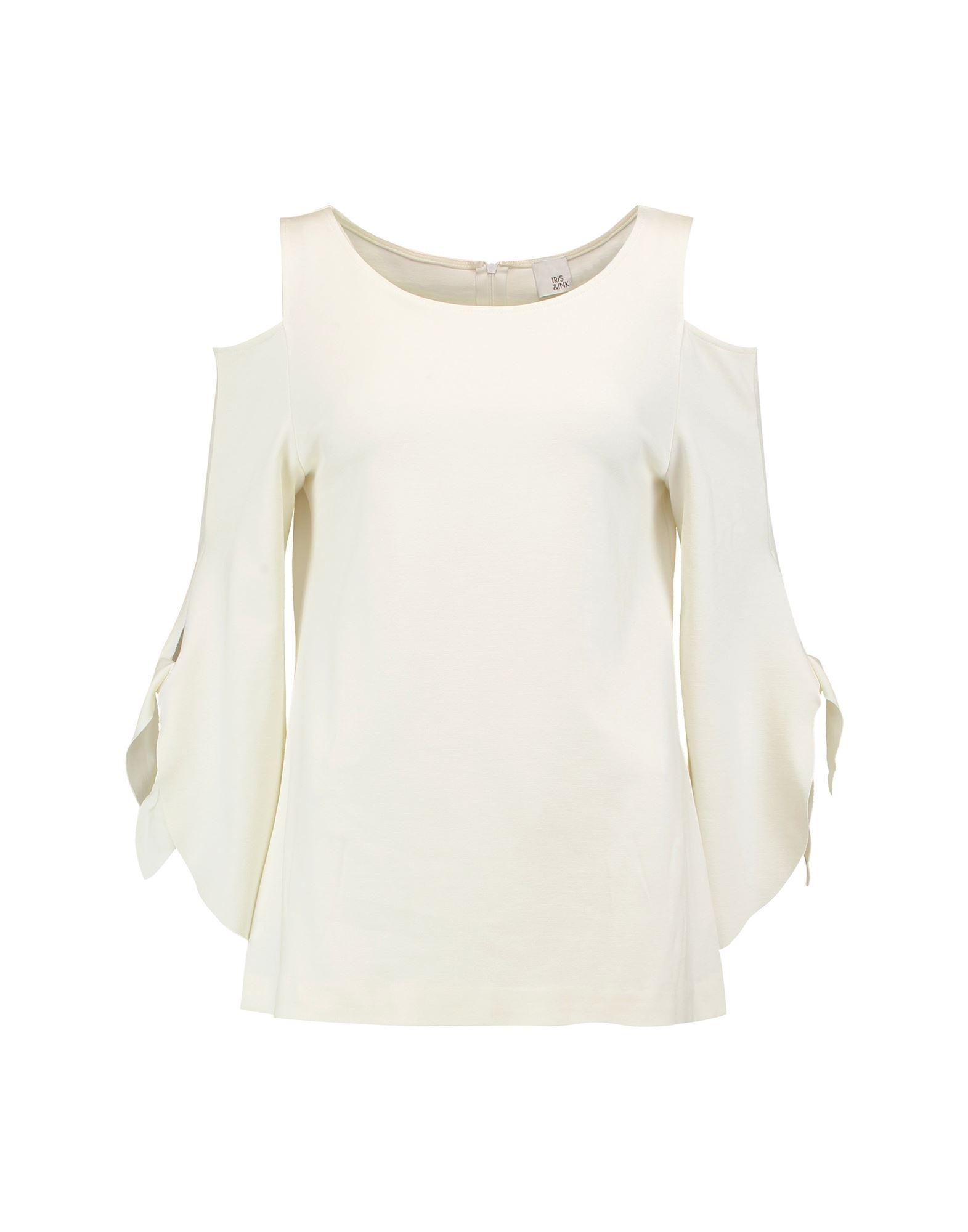 IRIS & INK T-Shirt in Ivory