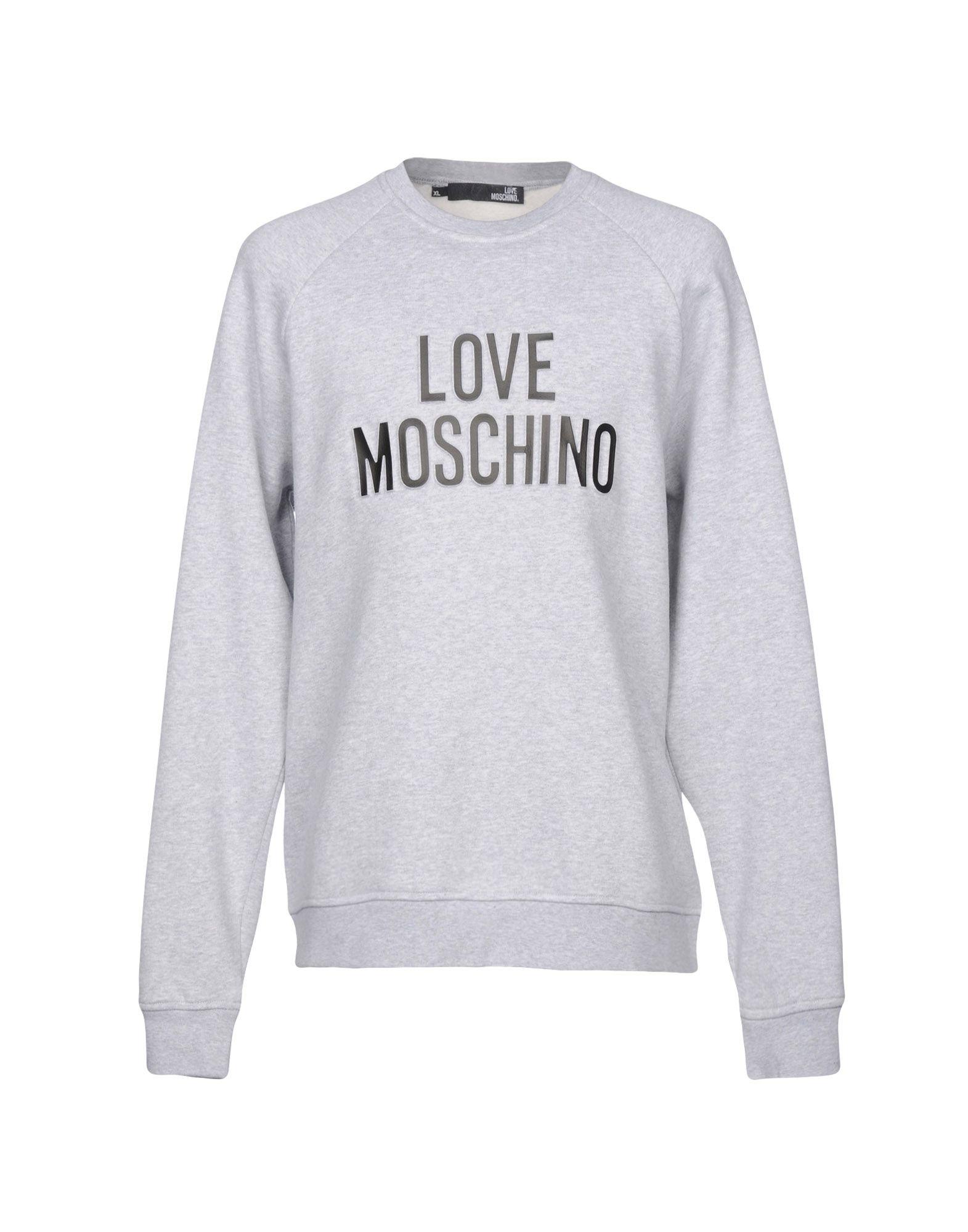 LOVE MOSCHINO Толстовка moschino толстовка