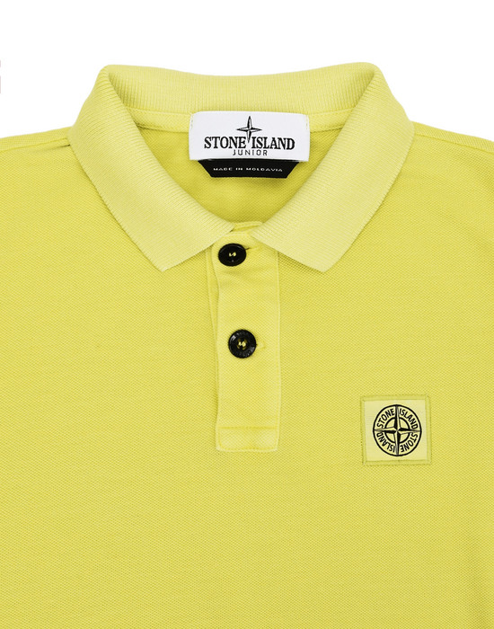 12166164rn - Polo - T-Shirts STONE ISLAND JUNIOR