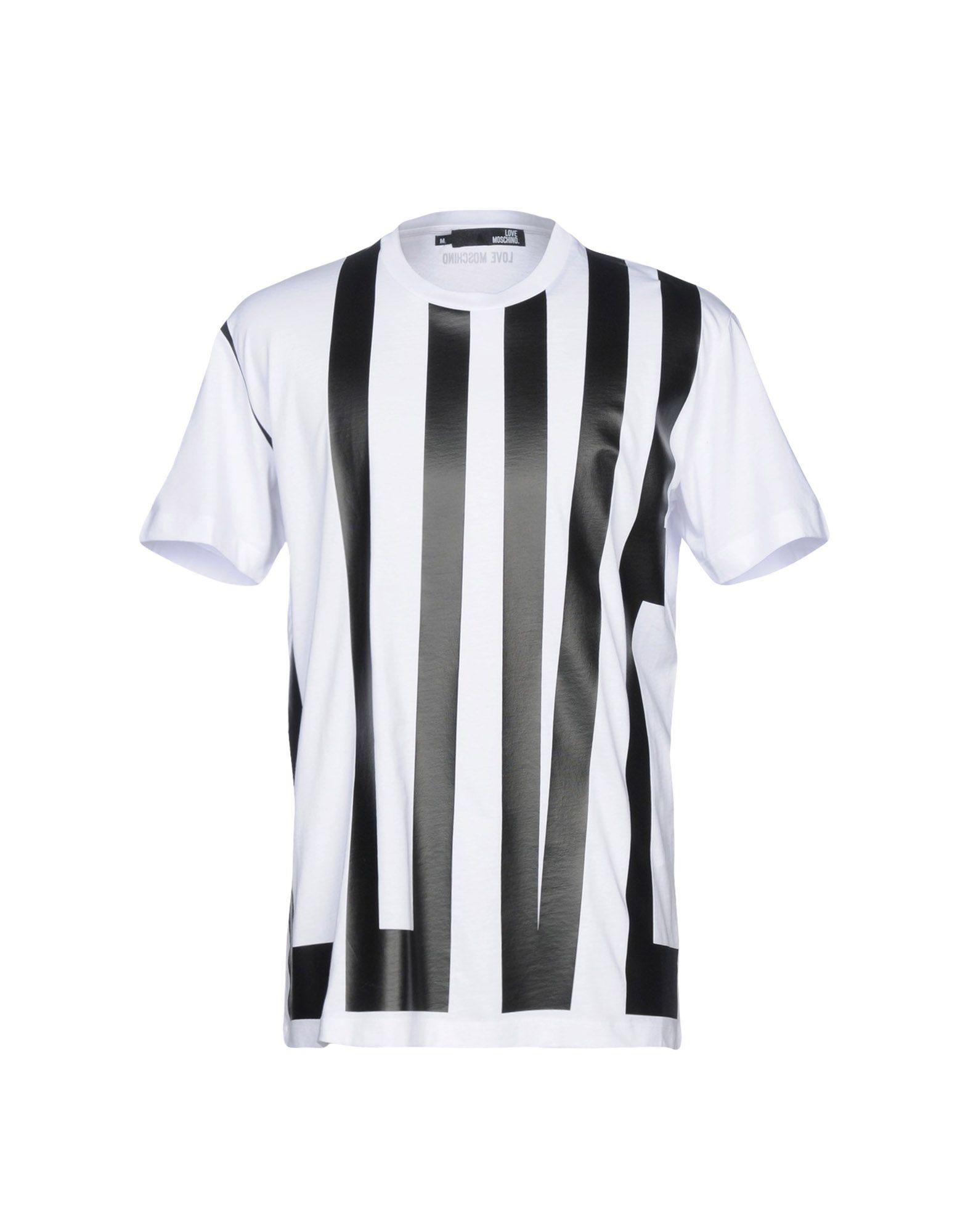 LOVE MOSCHINO Футболка футболка moschino moschino mo351ewzux60