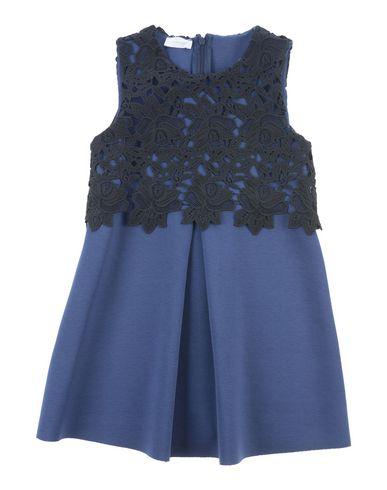 Фото - Платье от PINKO UP темно-синего цвета