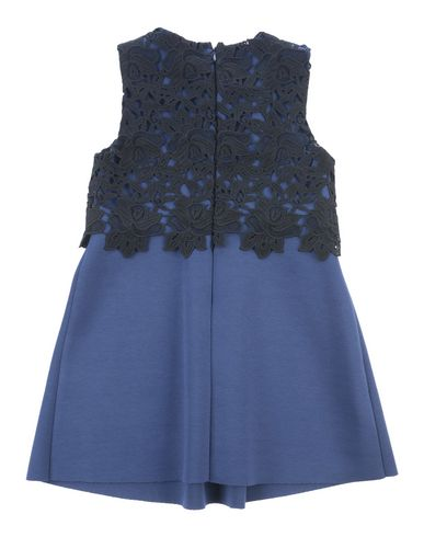 Фото 2 - Платье от PINKO UP темно-синего цвета