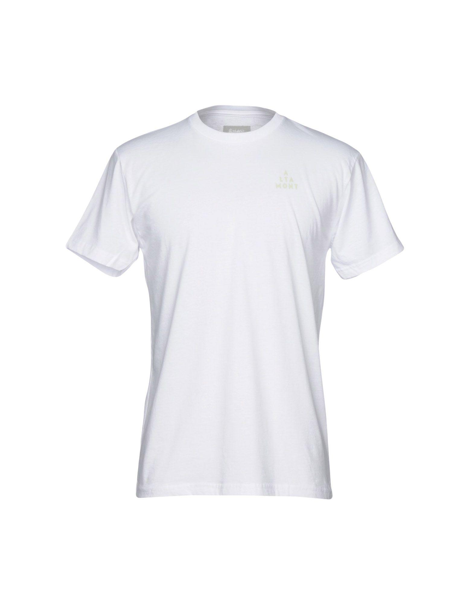 ALTAMONT Футболка altamont футболка altamont stacked basic tee oxblood