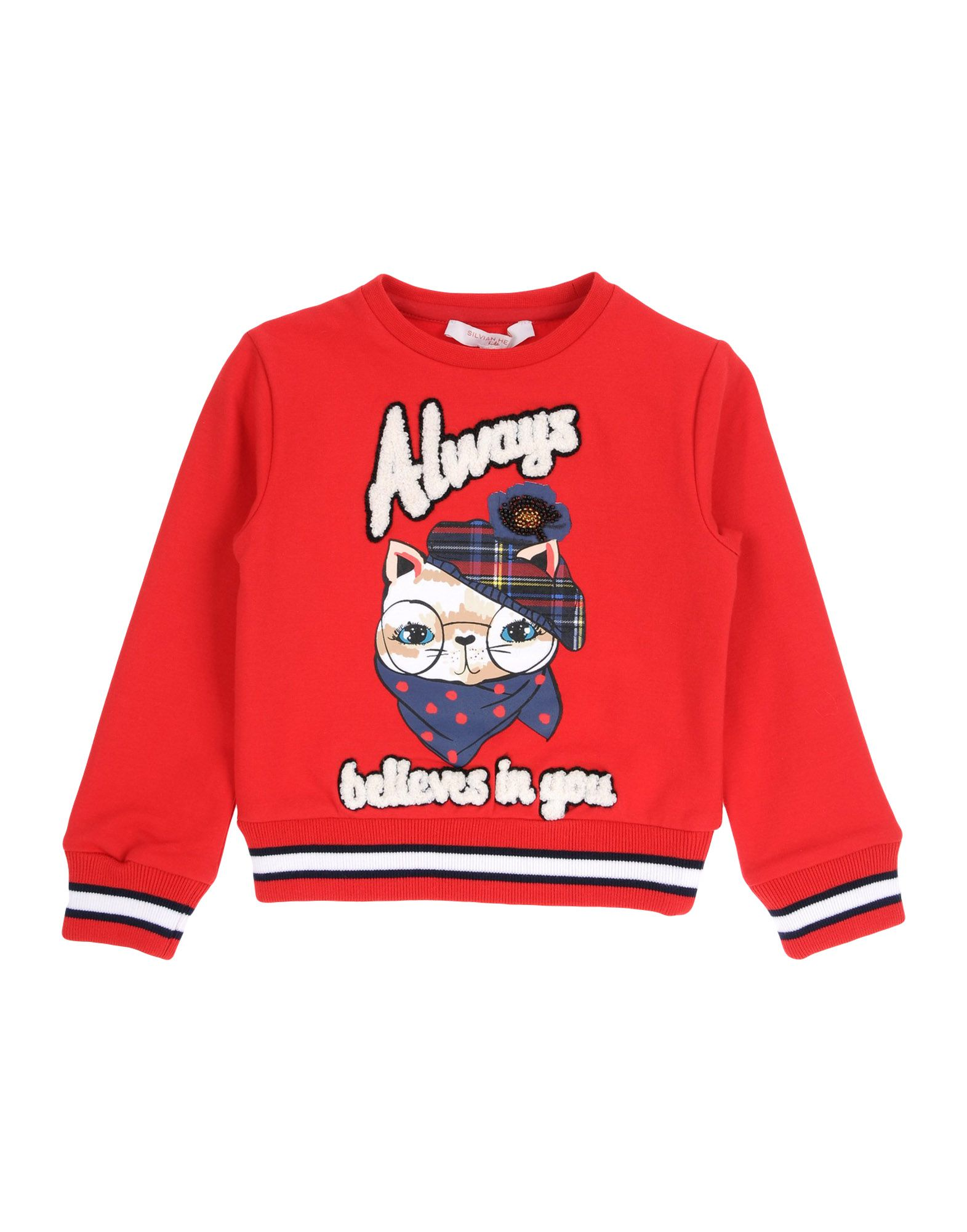 SILVIAN HEACH KIDS Sweatshirts