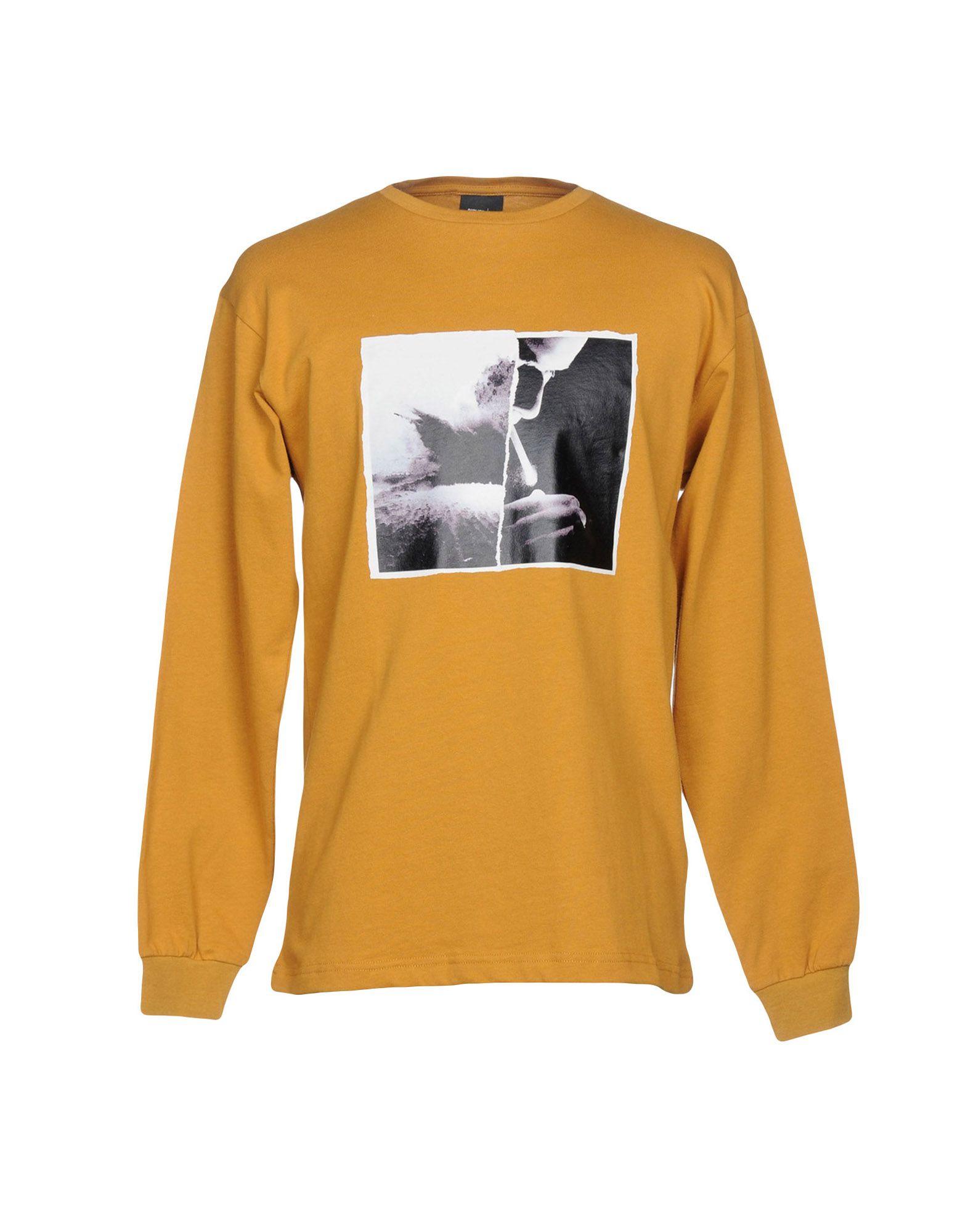 PUBLISH Sweatshirt in Ocher