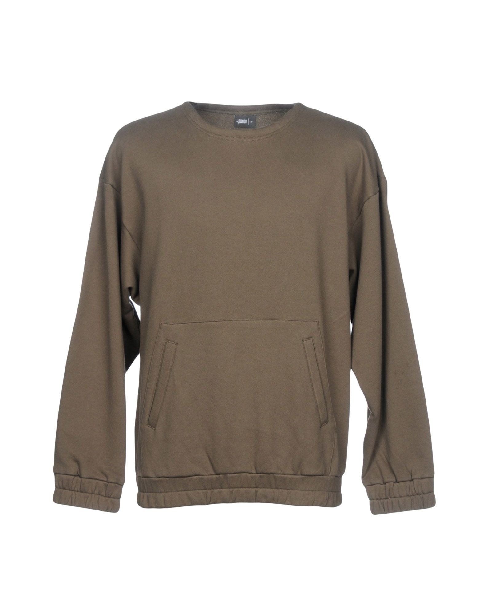 PUBLISH Sweatshirt in Military Green