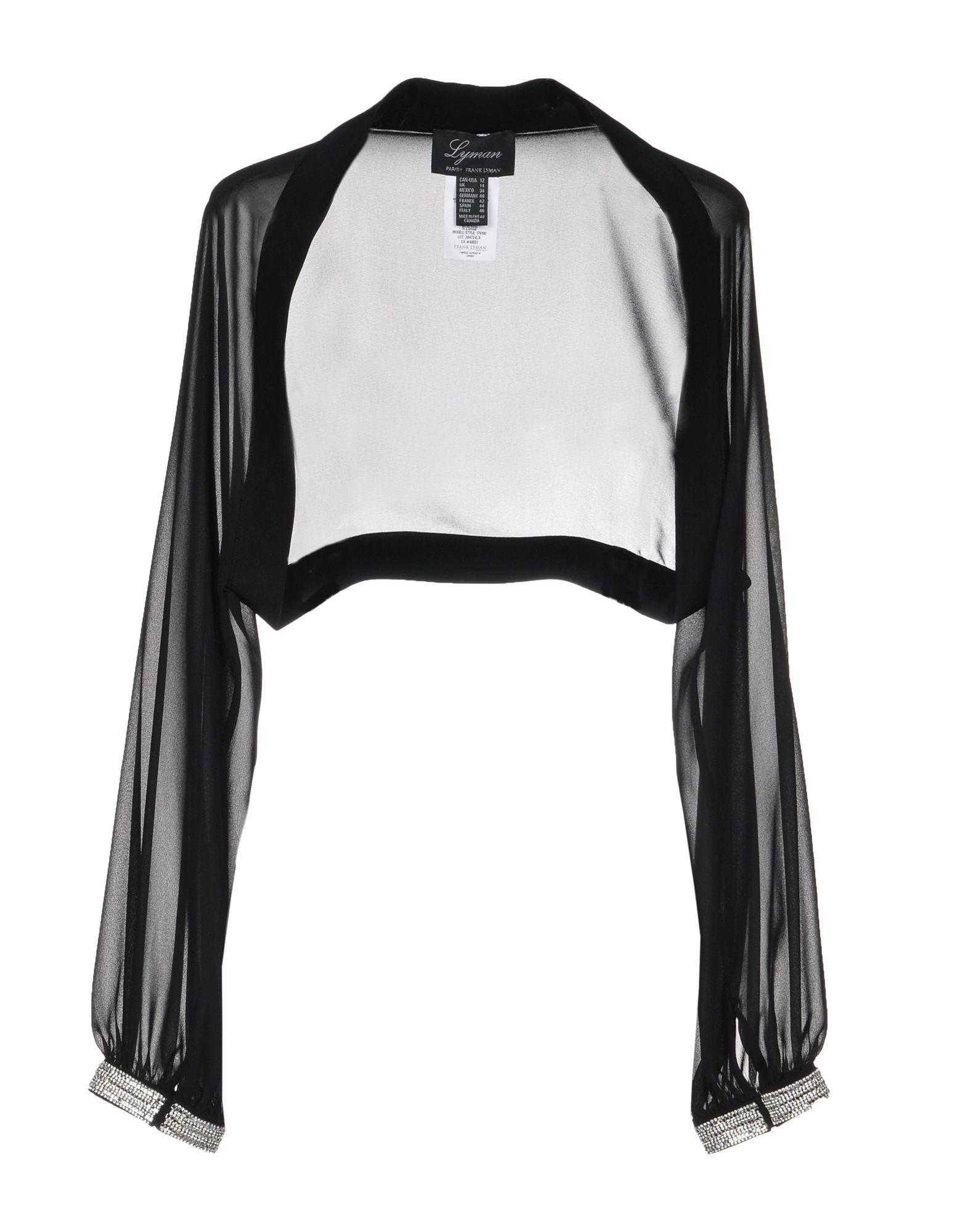 FRANK LYMAN Болеро блузка frank lyman design блузы с бантом