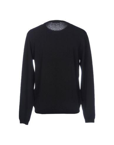 Фото 2 - Мужской свитер SUN 68 черного цвета