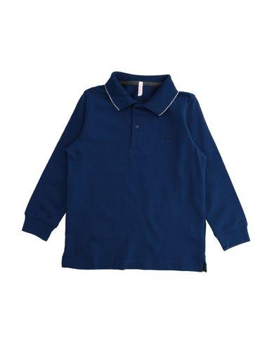 Фото - Футболку или поло для мальчика SUN 68 пастельно-синего цвета