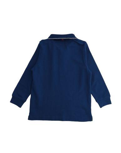 Фото 2 - Футболку или поло для мальчика SUN 68 пастельно-синего цвета