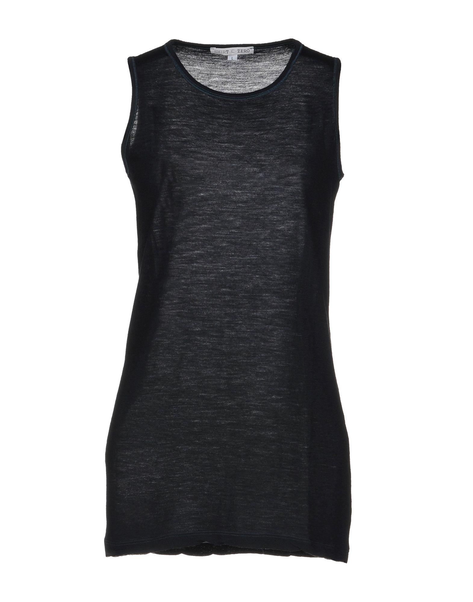 SHIRT C-ZERO Свитер shirt c zero топ без рукавов