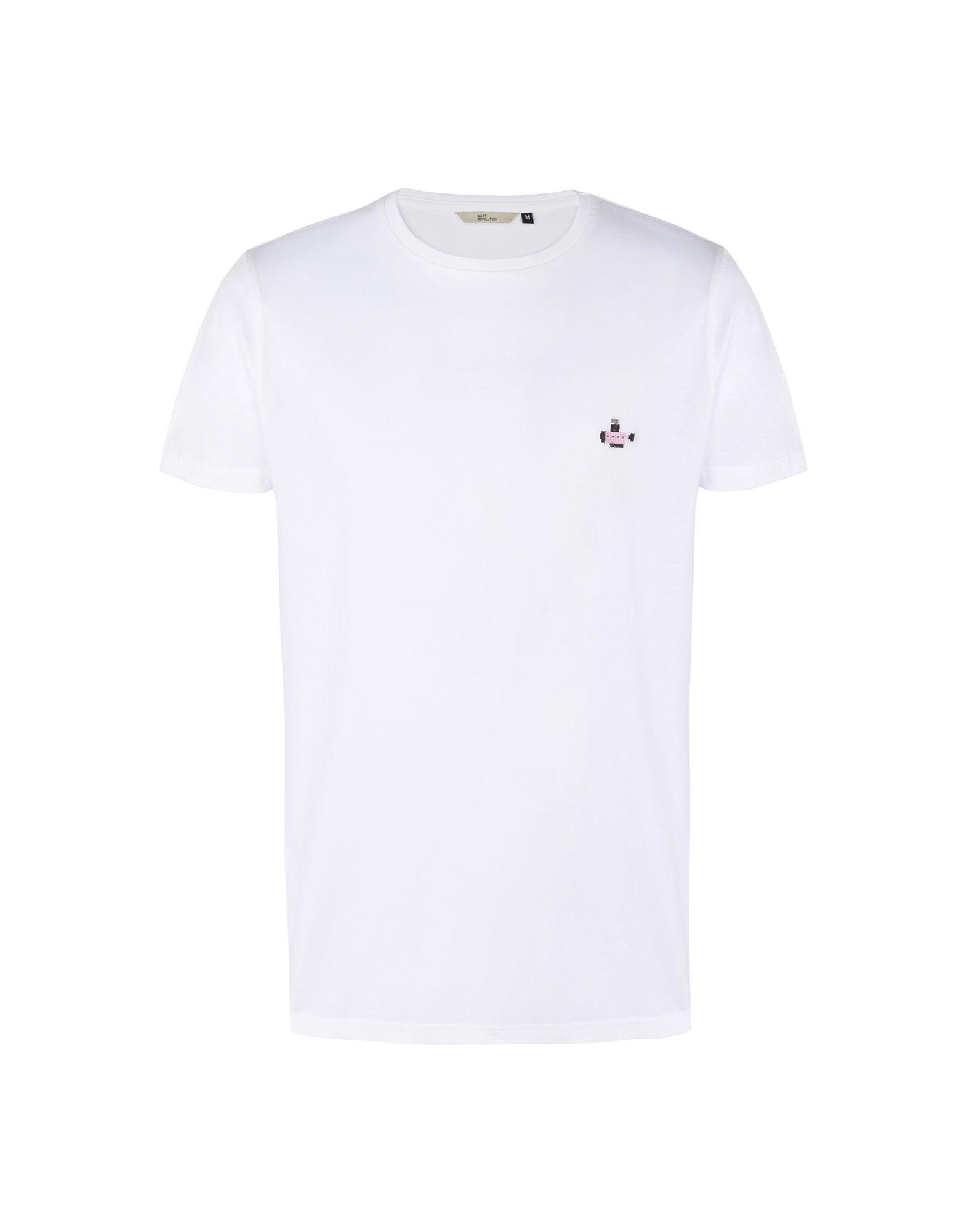RVLT/REVOLUTION Футболка rvlt revolution футболка