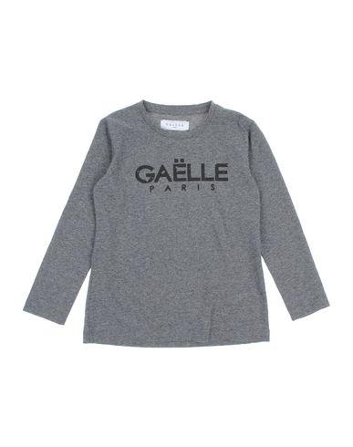 Фото - Футболку от GAëLLE Paris серого цвета