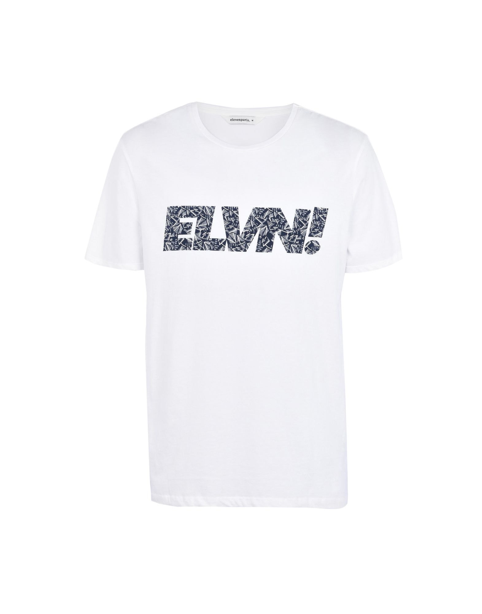 ELEVEN PARIS Футболка eleven paris men s saintuf tee