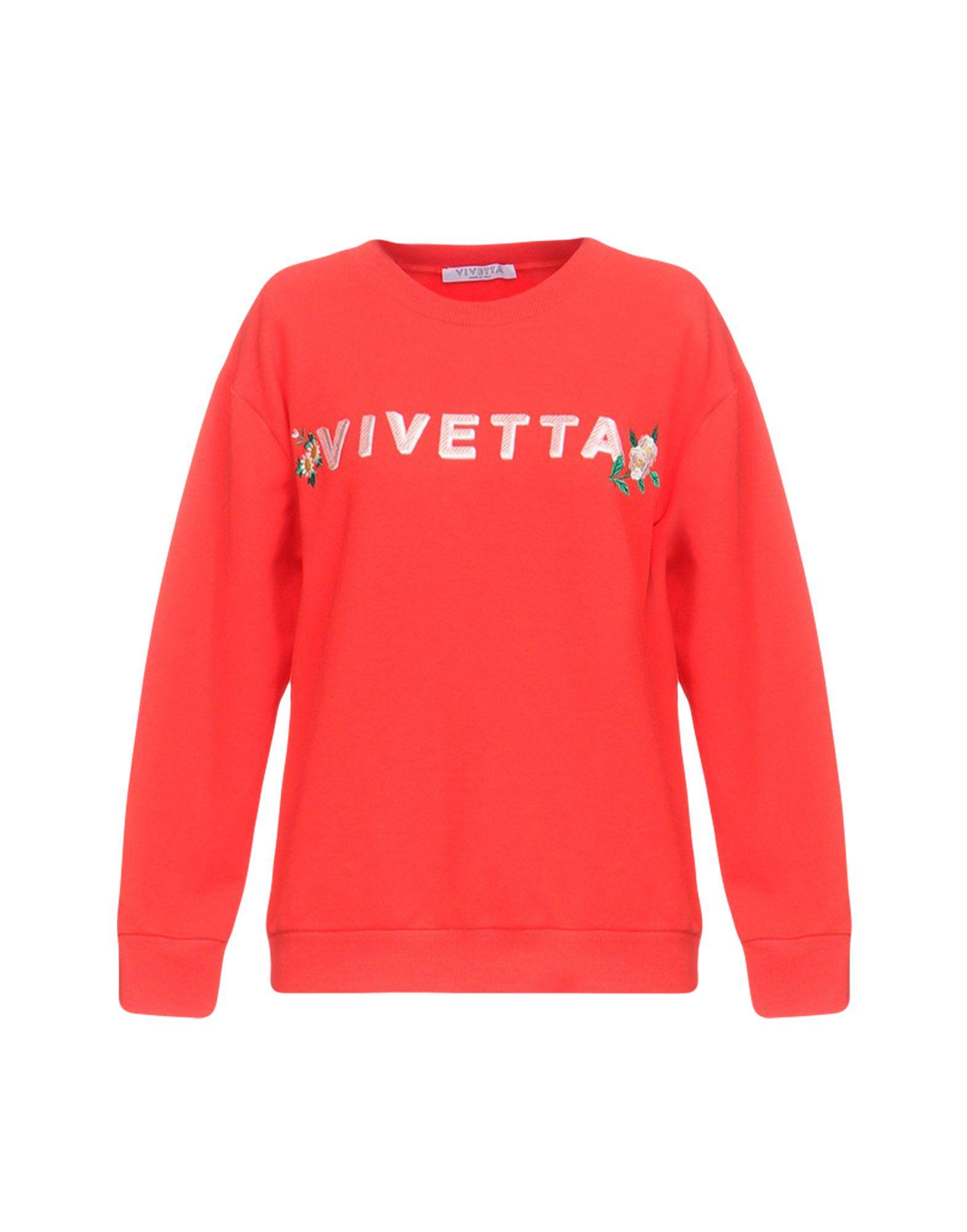 VIVETTA Толстовка vivetta блузка