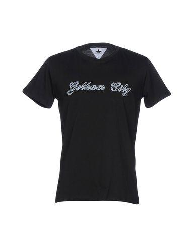 Купить Женскую футболку MACCHIA J черного цвета