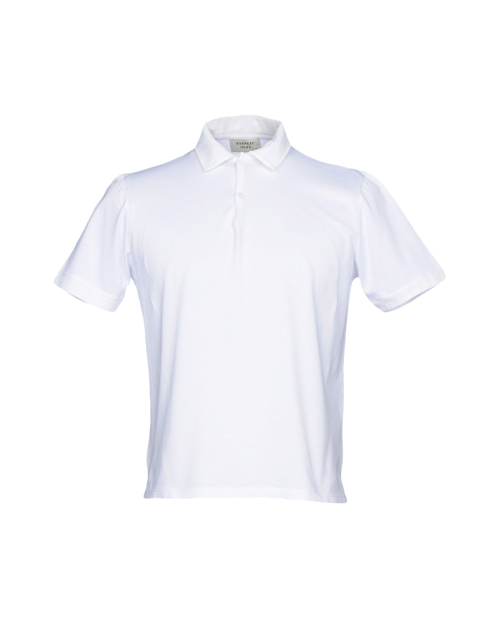 EVEREST ISLES Polo Shirt in White