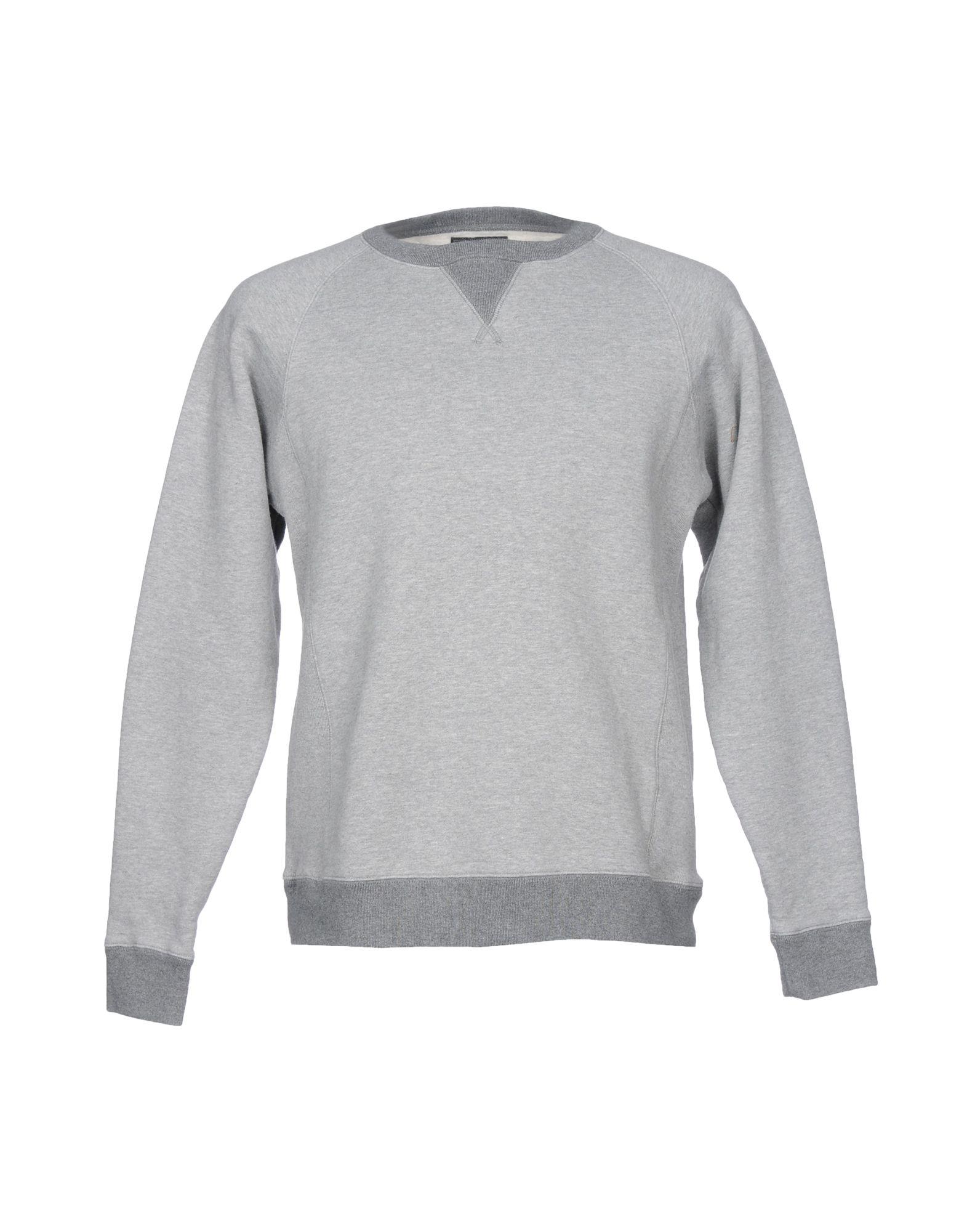 BEAMS Sweatshirt in Light Grey