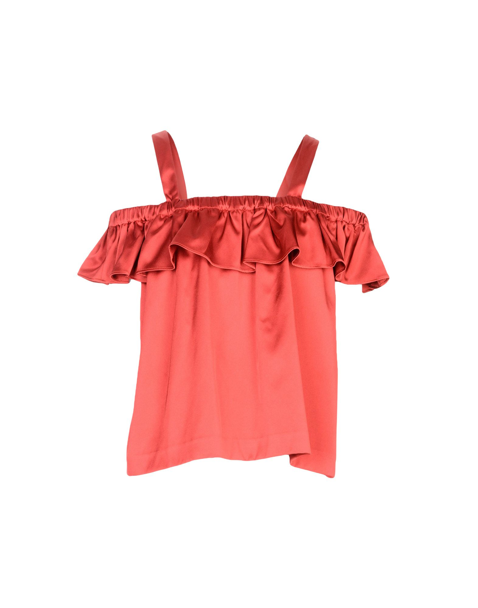 EDIT Top in Red