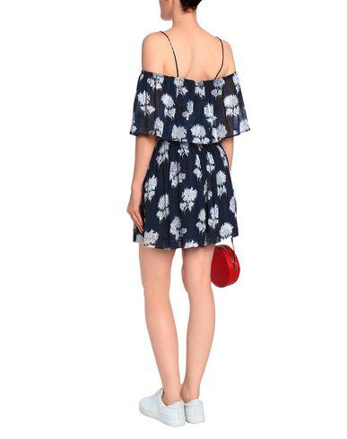 Фото 2 - Женскую блузку  темно-синего цвета
