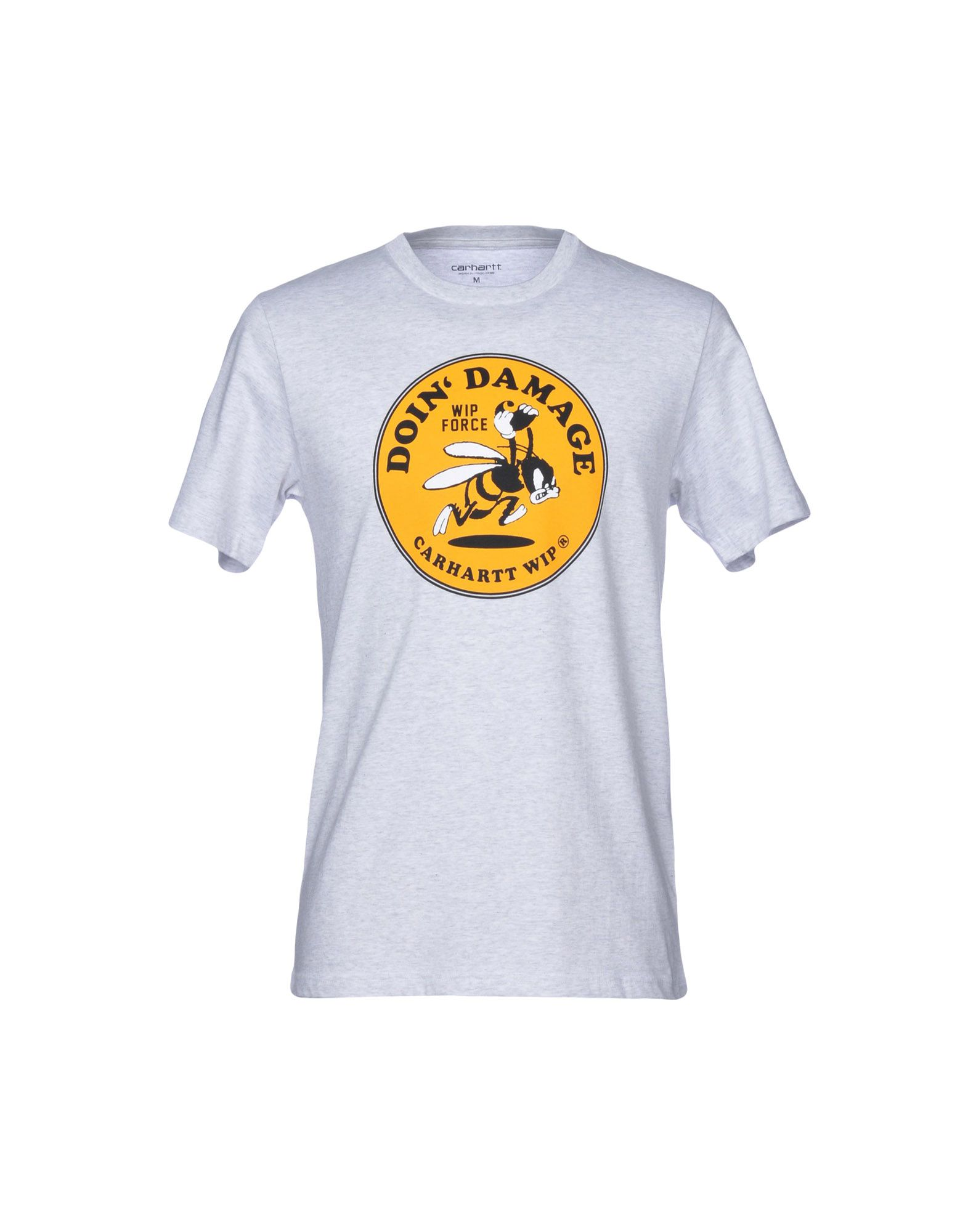 CARHARTT Футболка футболка carhartt wip i018486 white camo tiger laurel